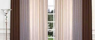 Обзор штор из сетки фото в интерьере зала и других комнат