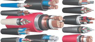 Силовые кабели – 125 фото с описанием видов и советами по выбору!