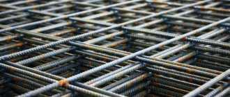 Работа арматуры в бетоне: выбор, подготовка и пути создания сетки