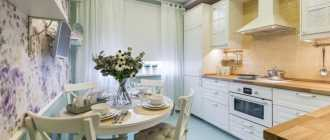 Портьеры на кухню: выбираем подходящий вариант