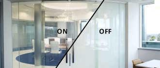 О принципе работы смарт стекла, как используется