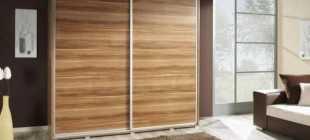 Нюансы выбора дверей для гардеробной